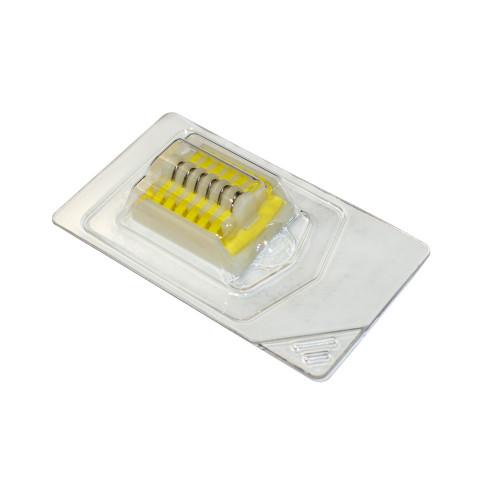 Кліпси титанові, середні для лапароскопії, 120 шт, F6020