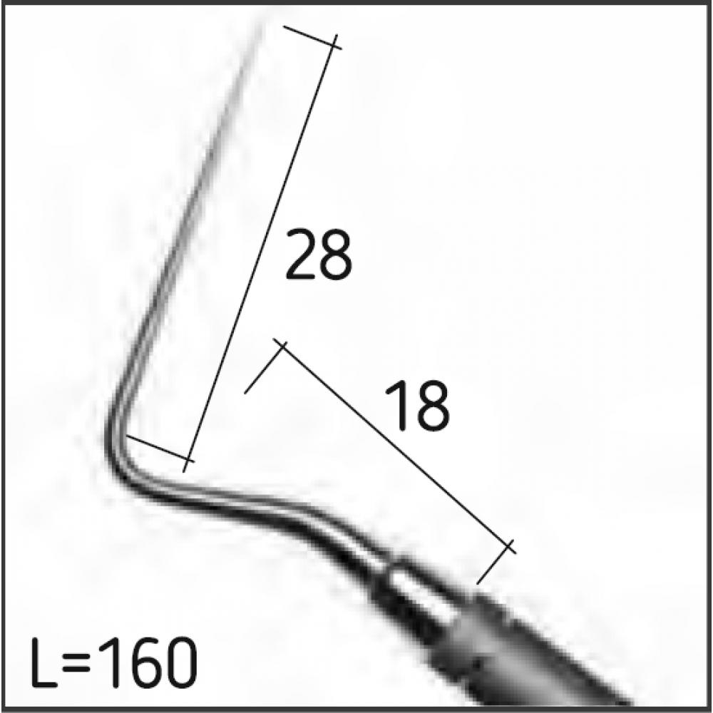 Зонд спредер RC 40, N0547-R