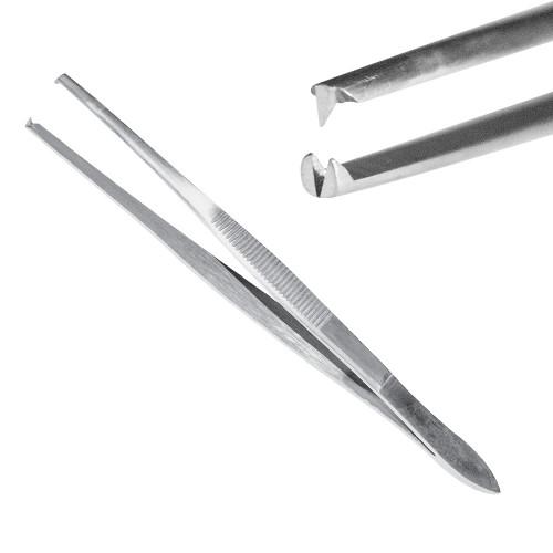 Пінцет хірургічний Stille 15 см, J-16-073
