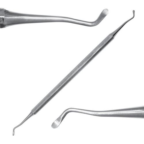 Гладилка-ніж з гострими списоподібними кінцями, SD-1110-65