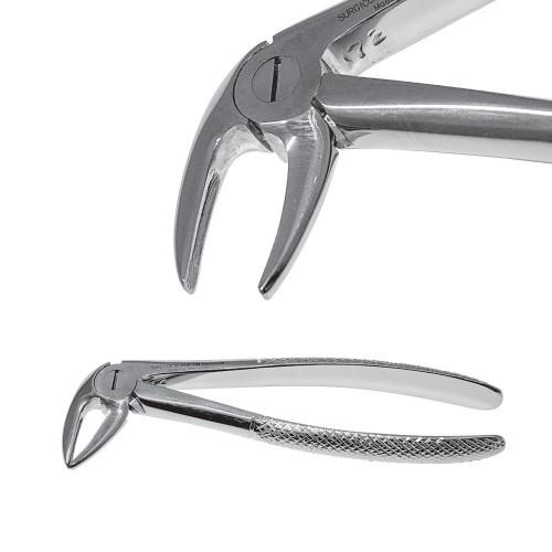 Екстракційні щипці із середніми губками для видалення нижніх коренів