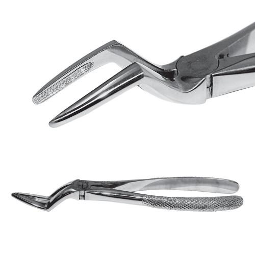 Екстракційні щипці з широкими губками для видалення верхніх коренів, SD-0245-51L
