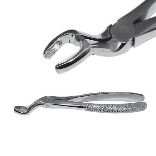 Екстракційні щипці для видалення третіх молярів верхньої щелепи, SD-0255-67A