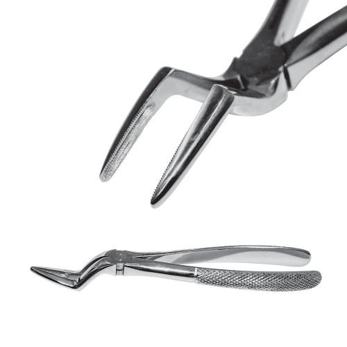 Екстракційні щипці дитячі для видалення верхніх коренів, англійська модель, SD-0445-51M