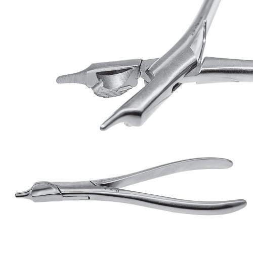 Щипці крампонні універсальні 15,5 см, SD-2232-15