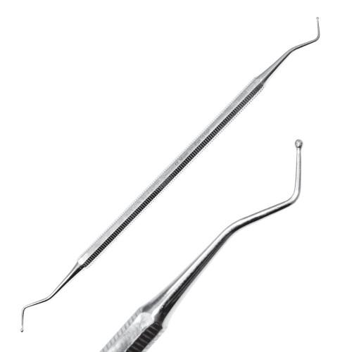 Двосторонній гудзиковий штопфер, 16,5 см, SD-1147-01