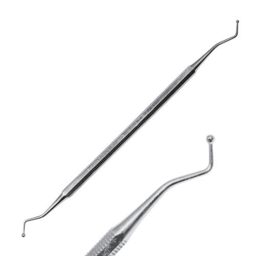 Двосторонній гудзиковий штопфер, 16,5 см, SD-1147-02