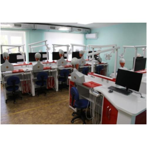 УКСс-навчальний комплекс, стіл студента