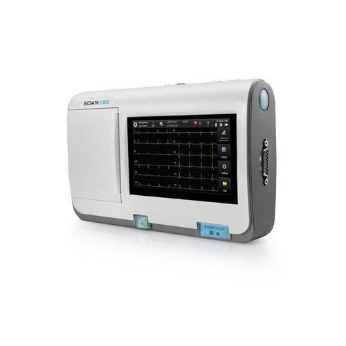 3-канальний електрокардіограф SE-301 з вбудованими модулями WI-FI та GSM/GPRS