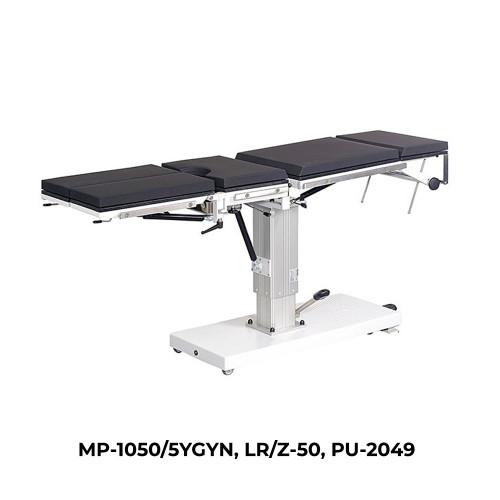Стол операционный гидравлический для гинекологии MP-1050/5YGYN