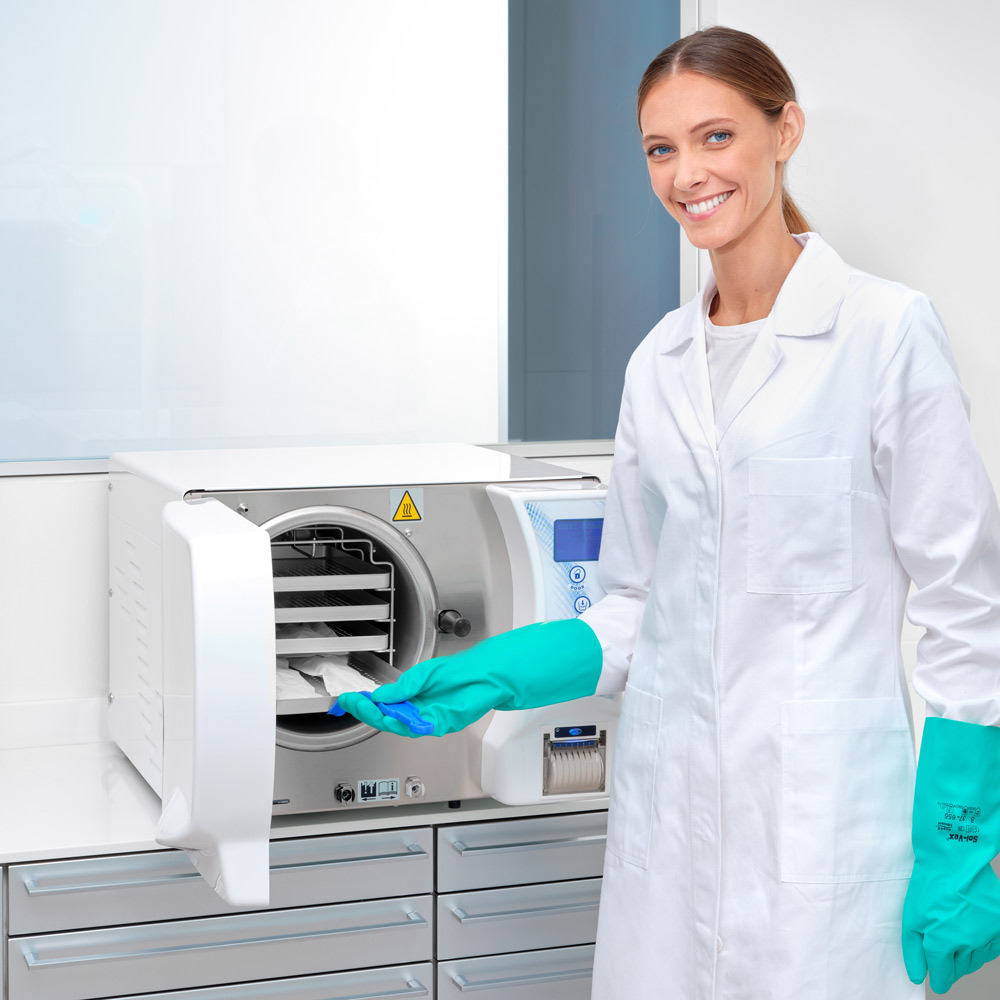 Паровий стерилізатор SUPERIOR B18