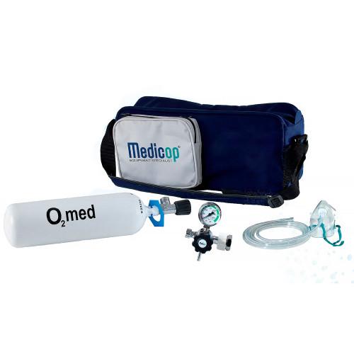 Прилад - OXYMED портативний для кисневої терапії
