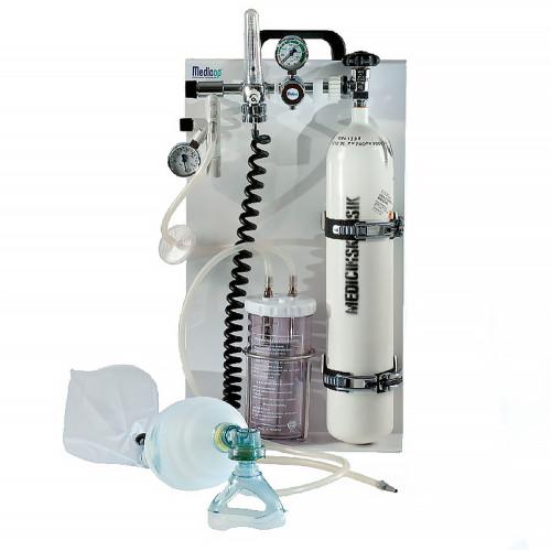 Пристрій портативний для кисневої терапії