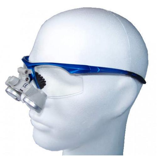Бінокулярний збільшувач ECMG-2,5x-LD  ErgonoptiX мікро Галілея