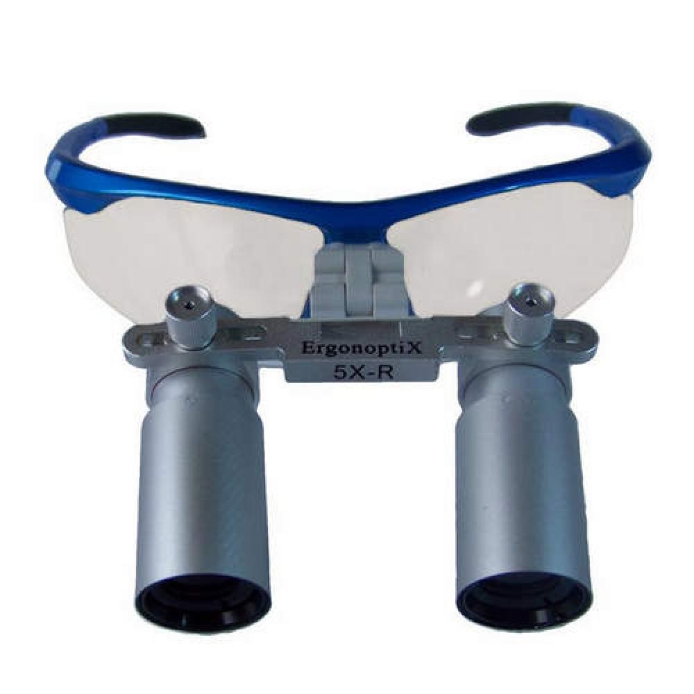 Бінокулярний збільшувач ECP-5,0x-L  ErgonoptiX Комфорт Призматик
