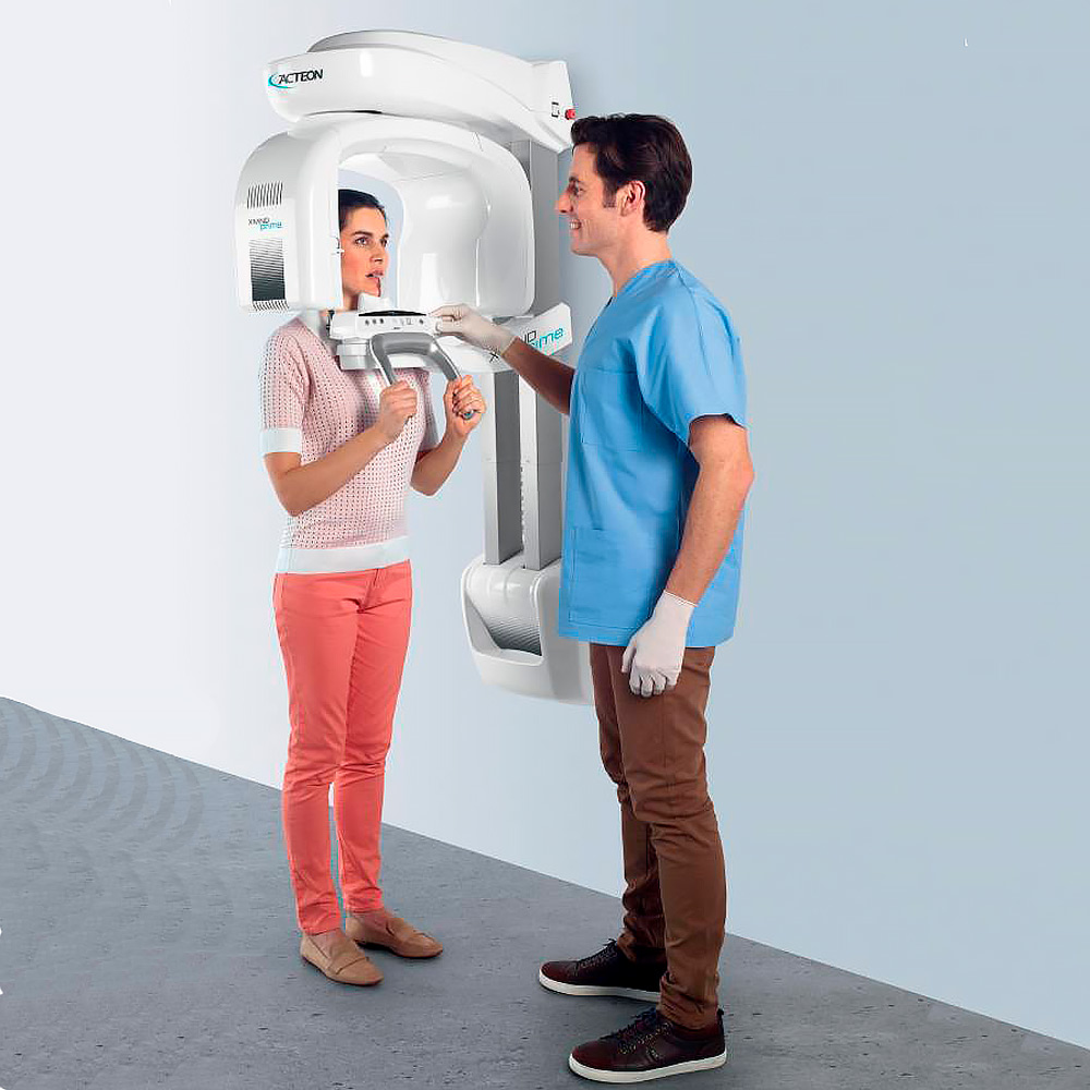 Система рентгенівська Х-MIND PRIME 3D з функцією ортопантомографії (ОПТГ) і конусно-променової комп'ютерної томографії (КПКТ) з системою настінно-підвісного монтажу