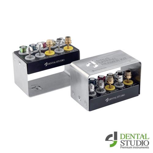 Базовий набір римерів для відкритого синус-ліфтингу Simple Sinus Lateral Reamer Kit