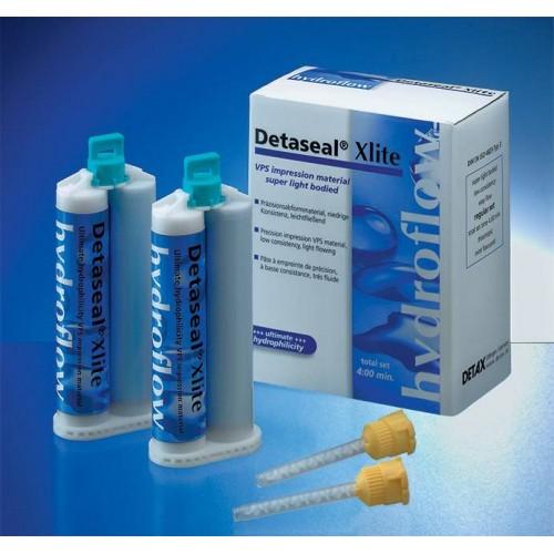 02741 А-Cиликон для зняття відбитків, Detaseal hydroflow Xlite, DETAX