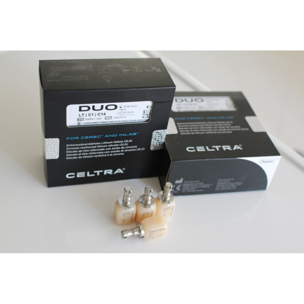 Celtra® Duo LT (ZLS), Dentsply