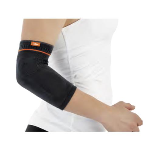 Бандаж  на ліктьовий суглоб з силіконовою подушечкою
