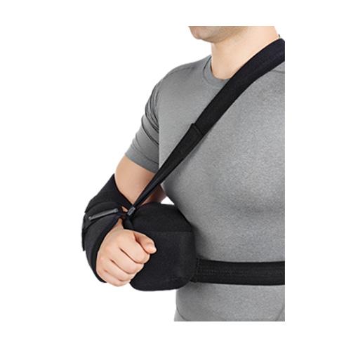 Бандаж  підтримуючий на ліктьовий суглоб з абдукційною подушкою (30°)
