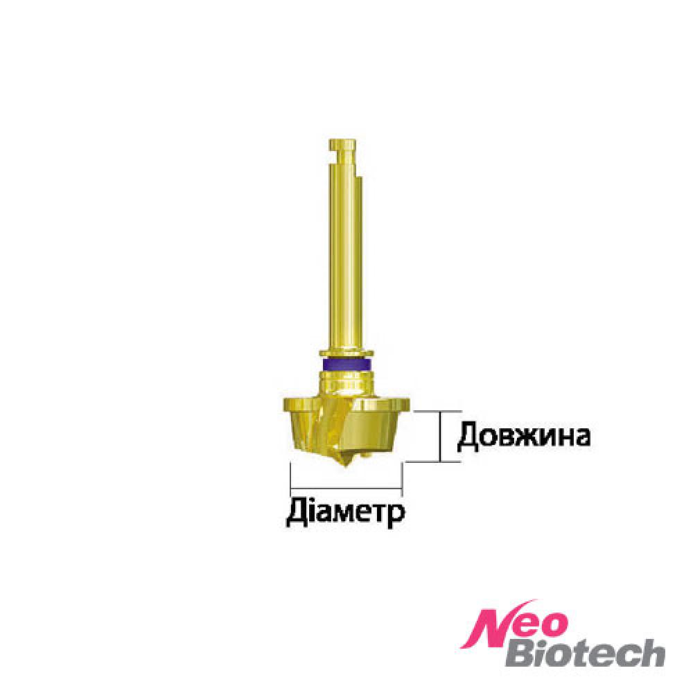 LS-Рімер, діаметр =5.5 мм, довжина робочої головки = 3.5 мм