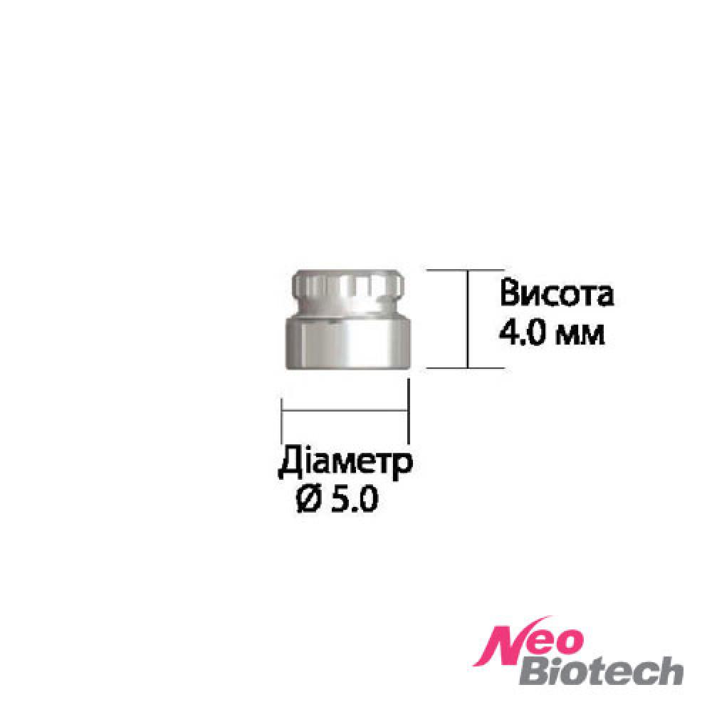 Матриця BAH 40, діаметр = 5.0 мм, висота = 4.0 мм